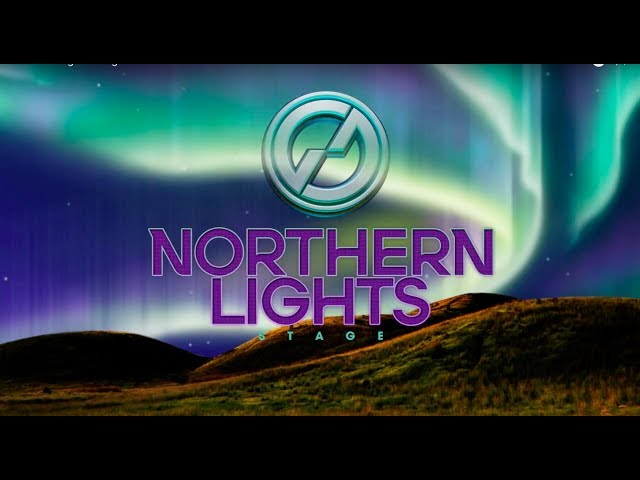 Northern Lights Stage - Global Dance Festival 2017