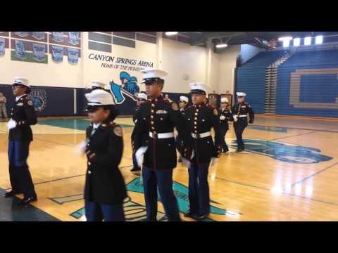 Desert pines high school unarmed exhebition 15th place