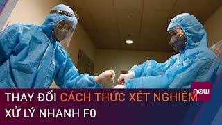 Thứ Trưởng Nguyễn Trường Sơn Thay đổi Cach Xét Nghiệm Covid-19 Truy Vết F0 \thần Tốc\ VTC Now