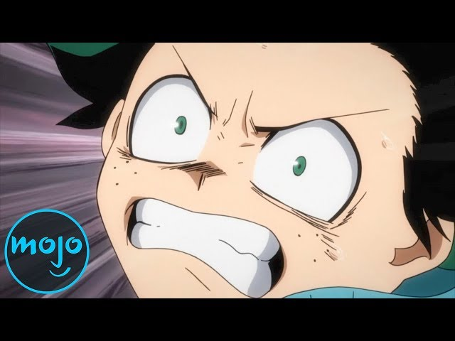 Top 10 Anime Power Awakening Scenes