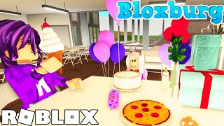 Baby's First Birthday at Bloxburg Fun Land! | Roblox Roleplay