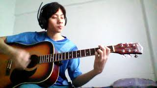 Mikey(ไมค์กี้)-Cold Cherry-Growing Pains 2{Sound Karaoke}(A Guitar)
