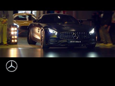 Mercedes-AMG at the Detroit Auto Show 2017 – Mercedes-Benz original