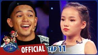 vietnam idol kids 2017 - tap 11 - teaser ngac nhien voi kha nang sai chinh ta cua chu trong hieu