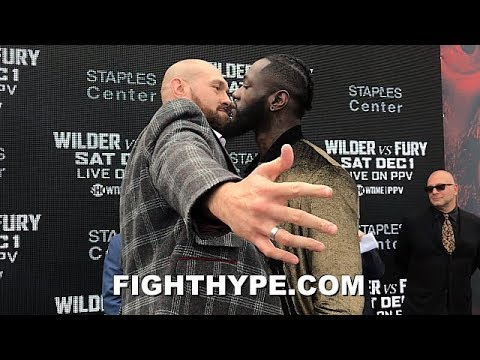 Tix For Tyson Fury v. Deontay Wilder III On Sale TODAY - NY FIGHTS