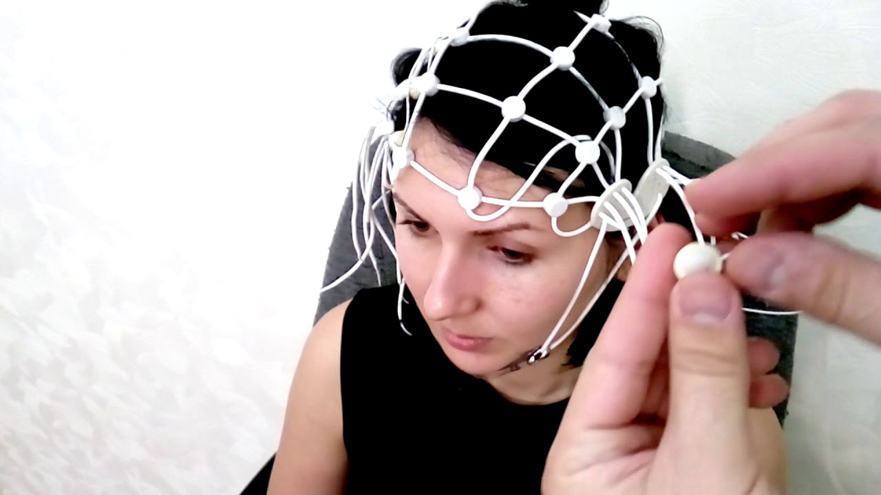 Проведение ЭЭГ с использованием