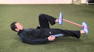 USA Gymnastics Tip of the Month - Hip Strengthening Routine