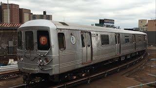 IND/BMT Subway: (D) (F) (N) (Q) Trains Ends/Begins Service @ Coney Island (R46, R68, R160)