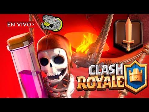 Regresando a Liga 1 con la Banda - Clash Royale - Multi Torneos, Misiones y Más