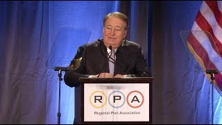 RPA Assembly 2018 The Zuccotti Award by Howard Milstein