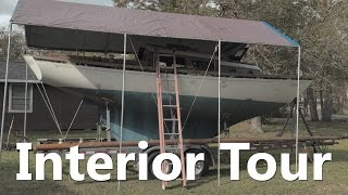 Sailboat Restoration: Interior Tour