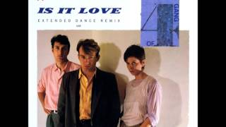 """Gang Of Four """"Is It Love?"""" (Instrumental Version)"""