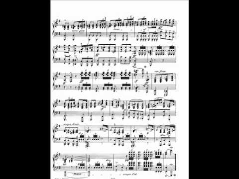 Barenboim plays Mendelssohn Songs Without Words Op.62 no.3 in E flat Minor - Funeral March