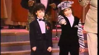 Michael Jackson NAACP Entertainer Of The Year Award 1993