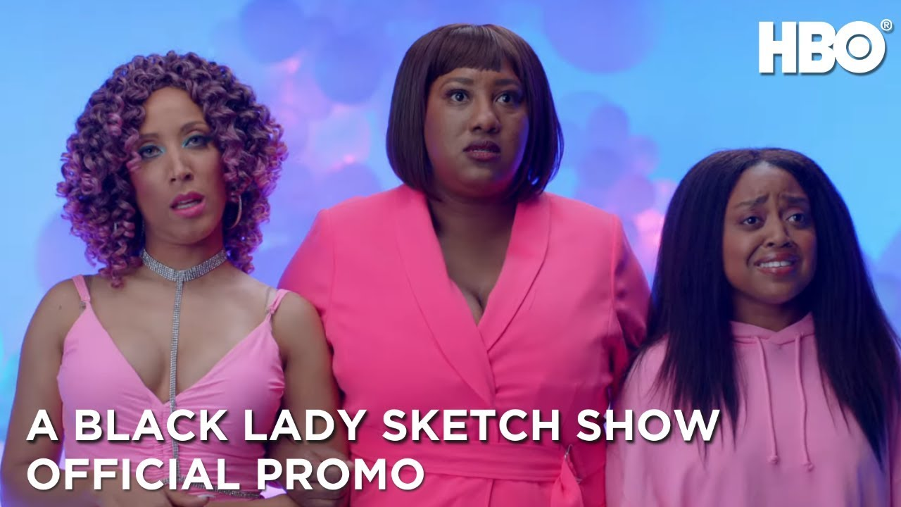 A Black Lady Sketch Show: Season 1 Episode 4 Promo | HBO