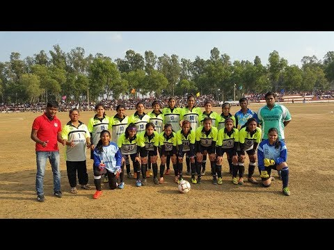 Exposure for Indian Women In Football