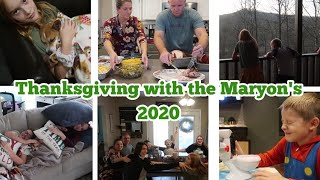 THANKSGIVING MARYON SPECIAL 2020 |  ALL ABOUT FAMILY
