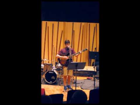 Wonderwall - Dani González (at Guildhall School of Music and Drama)