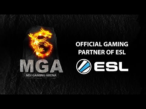 MGA 2018 - Any Of You Will Be The Legend. Go To Qualifiers