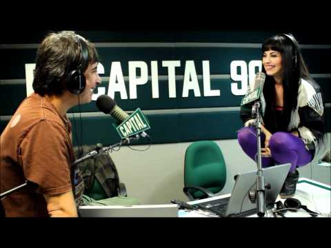 Mon Laferte (radio capital, Peru)