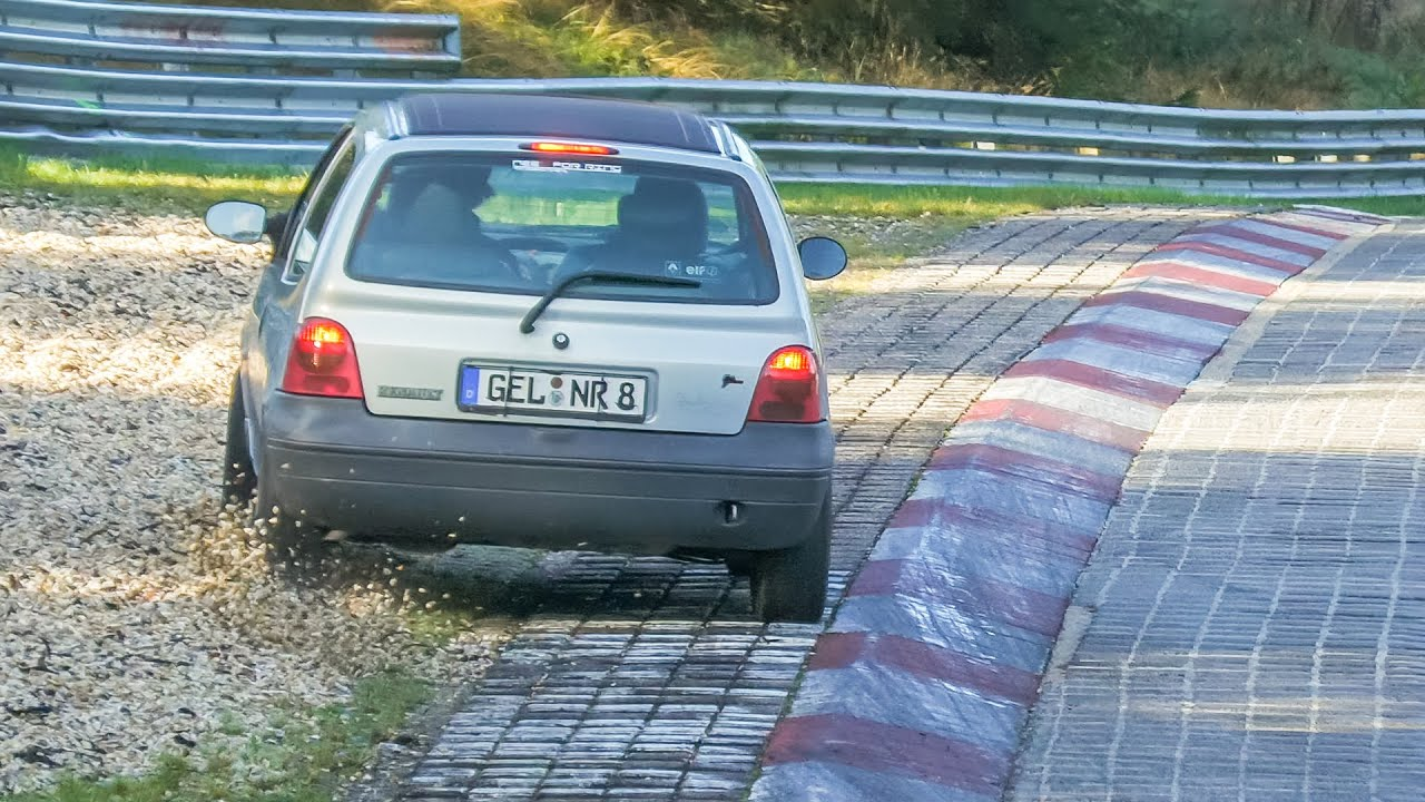 Nürburgring Highlights Brünnchen & Adenauer Forst - 16 10 2021 Nordschleife Touristenfahrten