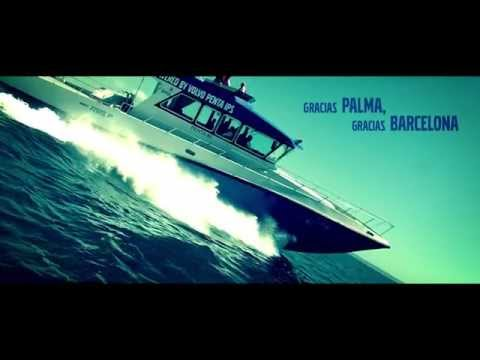 Volvo Penta IPS Mediterranean trip