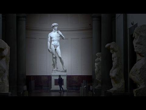 Viking Oceans: Restoring Michelangelo's David