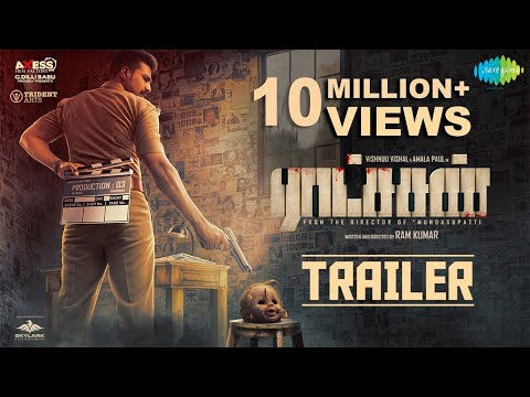 Ratsasan - Official Trailer | Vishnu Vishal, Amala Paul | ராட்சசன்| Ramkumar | Ghibran |G.Dilli Babu