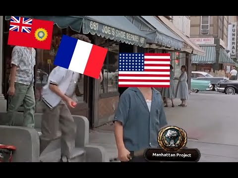 [HOI4] The Allies in a Nutshell