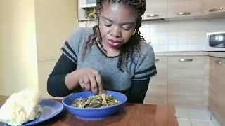 Another sweet Nigerian food mukbangs