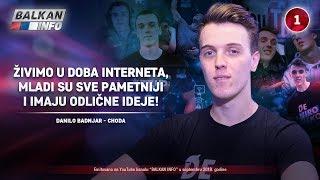 INTERVJU: Choda - Živimo u doba interneta, mladi su sve pametniji i imaju odlične ideje! (17.9.2019)