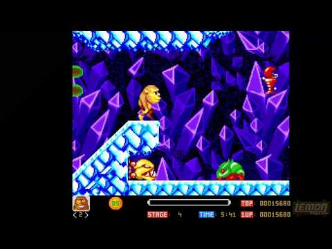 Repeat Toki (Amiga) - Playguide and Review (Low Scoring