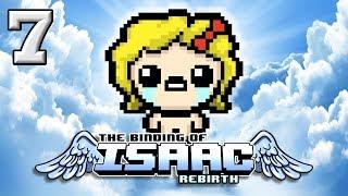 以撒的結合:重生 (The Binding of Isaac: Rebirth) 遊玩影片 Ep.7 [抹大拉的馬利亞初登場]