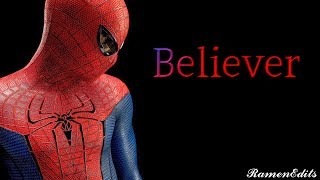 Amazing Spider-Man Believer 2.0