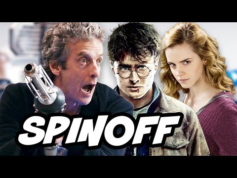 Doctor Who Series 9  Spinoff Explained - Harry Potter Hunger Games