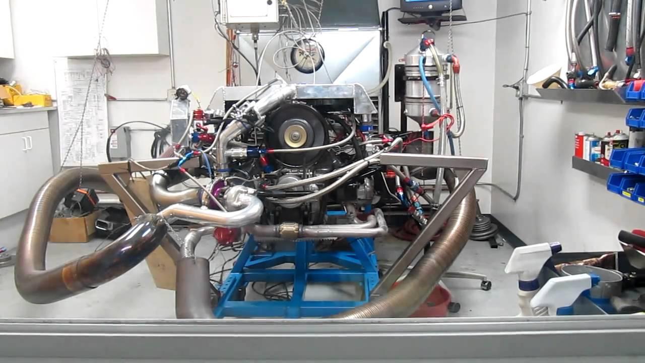 Rothsport Racing Engine Dyno Porsche 2 3l Type 4 Turbo