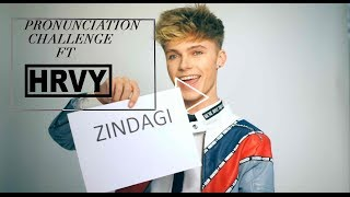 HINDI WORDS PRONUNCIATION CHALLENGE WITH HRVY