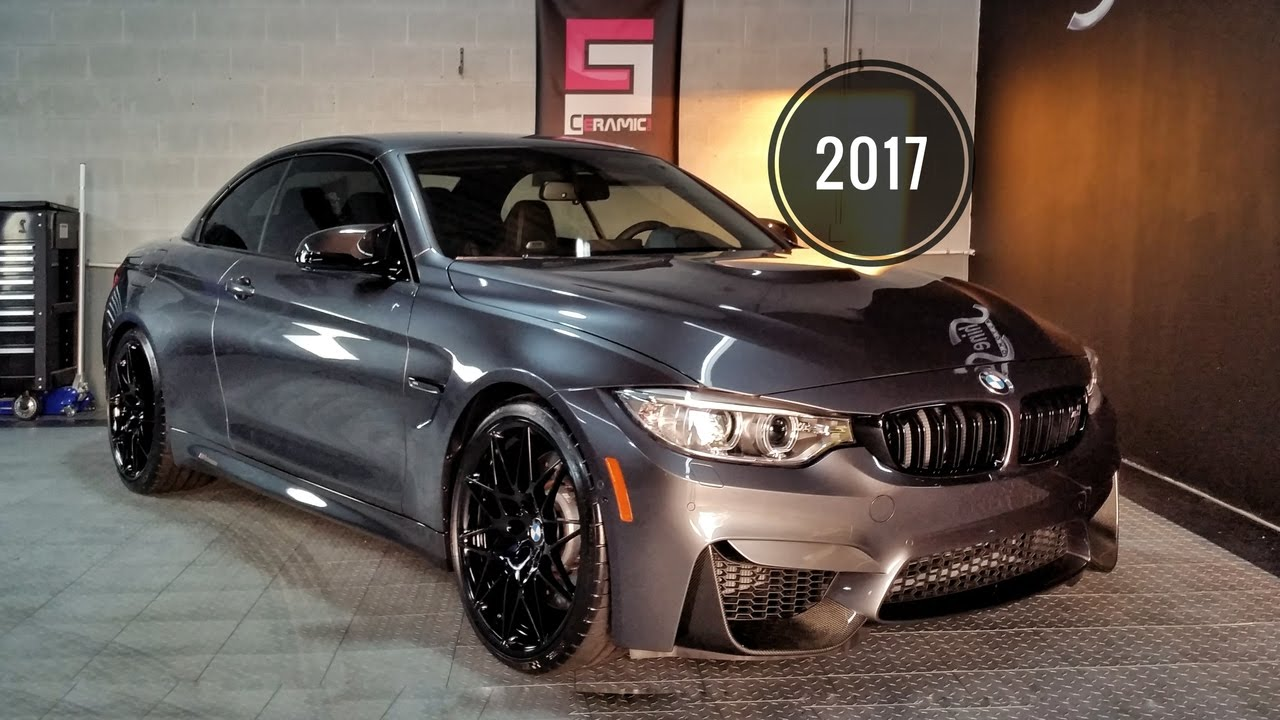 new 2017 bmw m4 f83 dinan convertible review - youtube