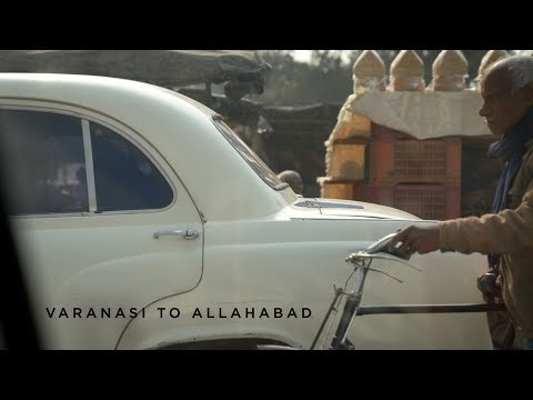 Travel Moments : Varanasi to Allahabad (Jan, 2019)