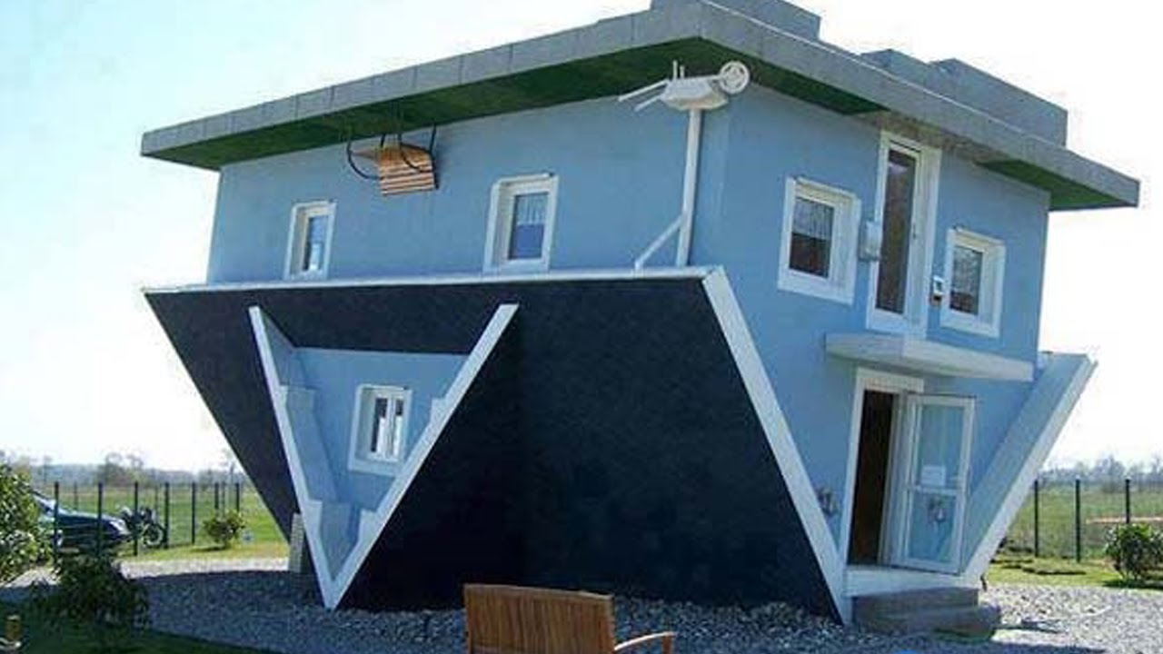 Houses Pictures Top 10 Strangest Houses In The World  Youtube