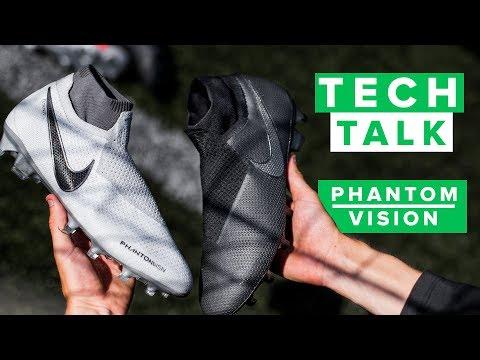 Best Nike football boots ever?   Nike Phantom Vision Tech Talk