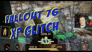 fallout 76 glitches after patch video, fallout 76 glitches