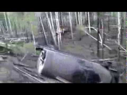 сход грузового поезда!в Иркутской области!