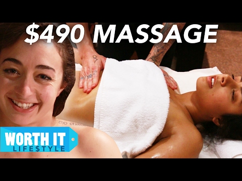 Thumbnail: $39 Massage Vs. $490 Massage
