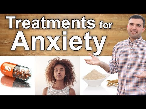 Home Remedies for Anxiety – Treat Your Anxiety Disorder Naturally