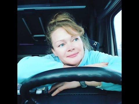 Trucking Girls Women Drivers From Europe And Scandinavia  Дальнобойщицы из Европы Скандинавии