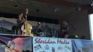 Baskery NEW live - (Shut The) Catflap - Big Horn Mountain Festival