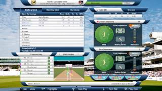 Imternational Cricket Captain 2014 - Gameplay 01