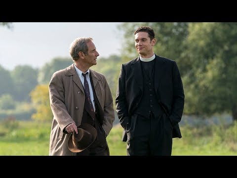 Grantchester, Season 4: Working With Robson Green
