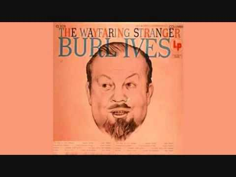 Burl Ives   Grandfather's Clock   YouTube